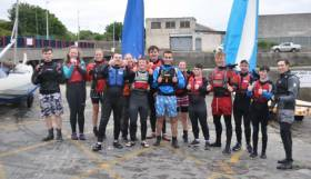 """Lakers at Sea"" is a fortnightly sailing course provided by the instructors of Bray Sailing Club to build further on last year's partnership with the local Lakers club"