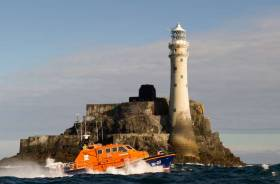 Baltimore RNLI lifeboat