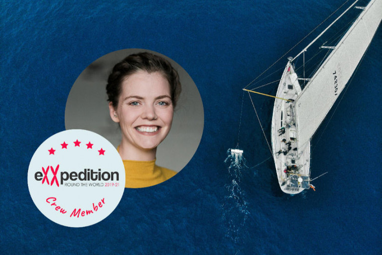 Irish Sailor & Artist Joins Women's Expedition To Research Impact Of Ocean Plastic