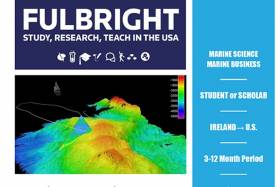 Applications Open To Marine Researchers For Fulbright-Marine Institute Award