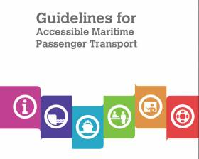 New Guidelines For Accessible Maritime Passenger Transport