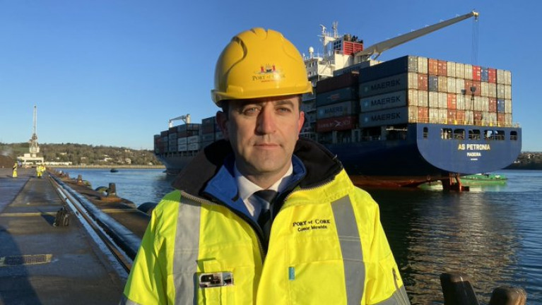 Port of Cork Sees Increase in Container Traffic Ready for Brexit Bounce