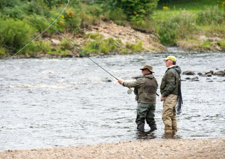 Anglers can bow avail of permits for Loughs Agency fisheries as Northern Ireland's Public Angling Estate reopens