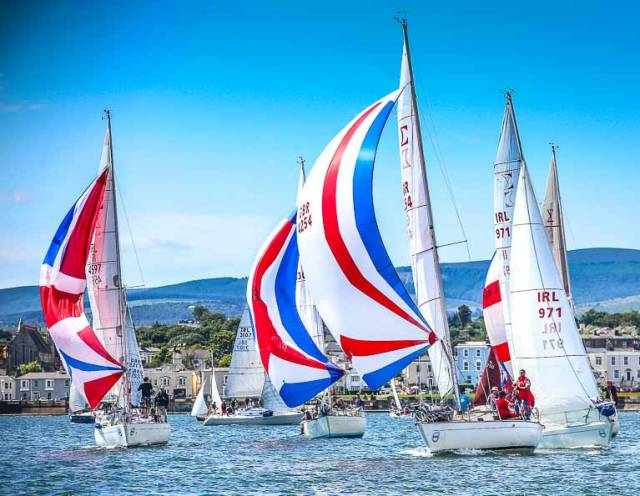 A 21–boat fleet that is drawn from five countries will contest next month's Sigma 33 Championships on Dublin Bay