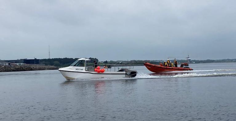 How the Missing Galway Bay Paddleboarders Were Found by Fishermen