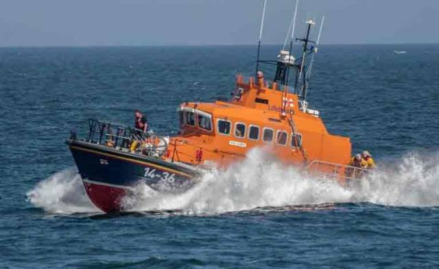 Donaghdee RNLI Lifeboat