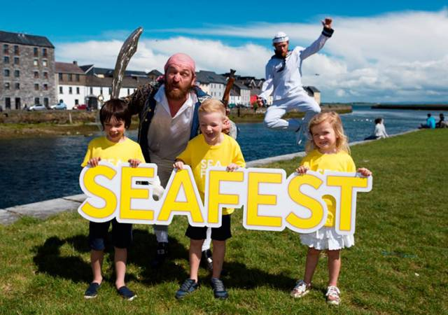 The national maritime festival, SeaFest, returns to Galway this Friday and runs until Sunday July 2nd