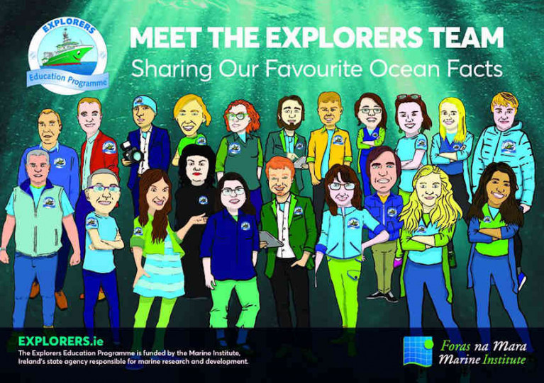 Free Explorers Fun Ocean Facts & Lesson Plans For Primary School Pupils