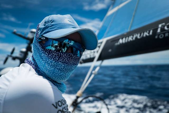 11dc618297 Competition Intensifies For Northbound Volvo Ocean Race Fleet As Doldrums  Take Hold
