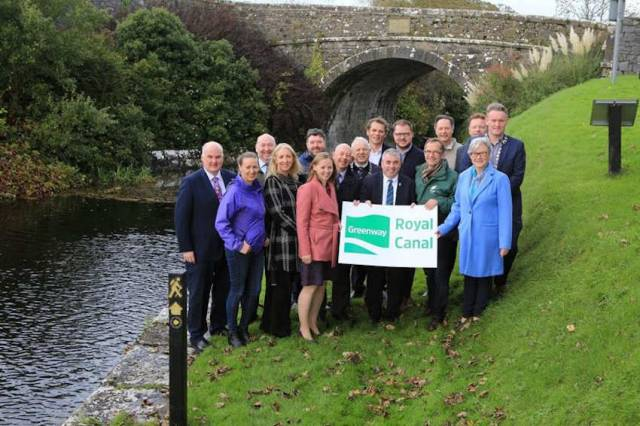 €1m Funding Package Announced For Royal Canal Greenway's Second Phase