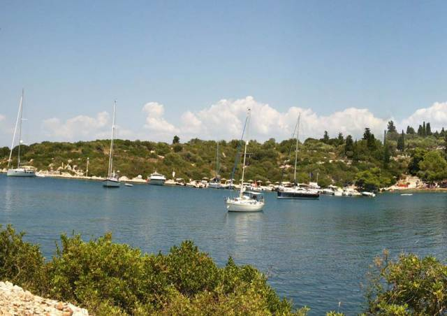 Paul Finnett, his son Toby and two brothers had been exploring the island of Mogonisi near Paxos before the tragedy