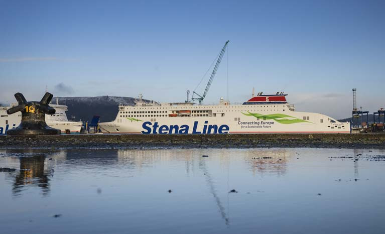 The emergency measure will last up for a period of up to three months and apply to three companies, Irish Ferries, Stena Line and Brittany Ferries