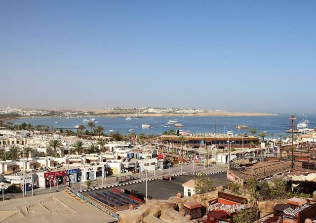 Sharm El Sheikh is a popular destination for diving enthusiasts
