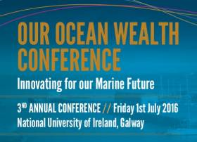 Our Ocean Wealth Conference 2016 - Registration Now Open