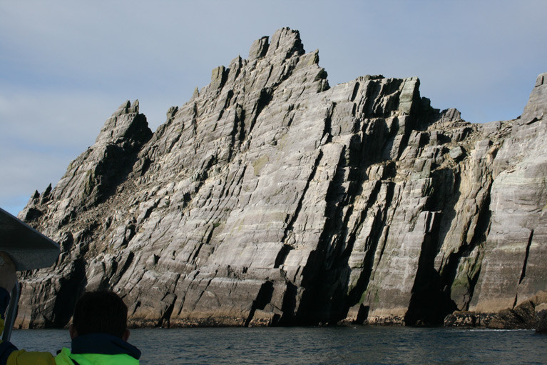 Little Skellig off the County Kerry coast