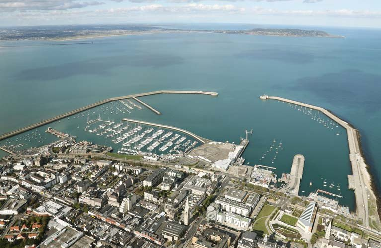 Dun Laoghaire Moves into a New Era with Fair Wind for National Watersports Campus