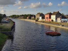 500 structures are mapped on Ireland's River Nore alone
