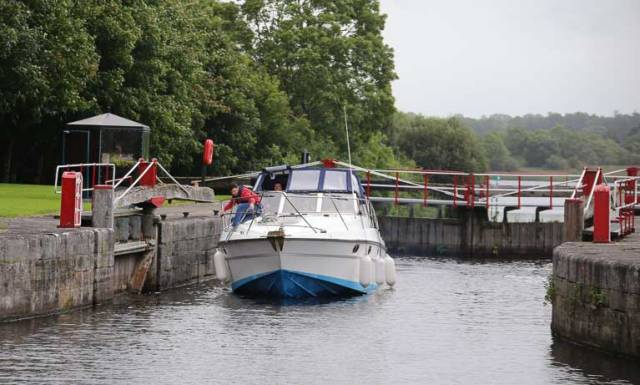 Smart Cards for Lock Passages on River Shannon, Waterways Ireland Rolls Out New Service