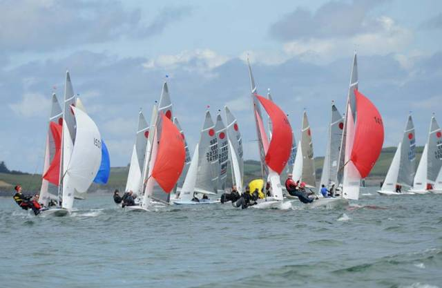 2020 Fireball World Championships For Howth Yacht Club's 125th Anniversary Year