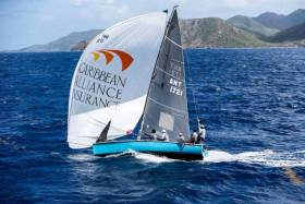 Jules Mitchell's young team from Antigua will be back following their class win last year