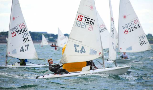 This year the Laser 4.7 team will compete in the class World Championships in Gdynia, Poland