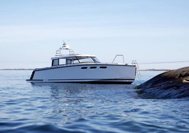 X-Yachts Moves Into Powerboat Market With Acquisition Of Swedish Builder HOC Yachts