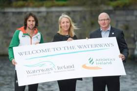 Athletics Ireland Launches Strategic Partnership With Waterways Ireland