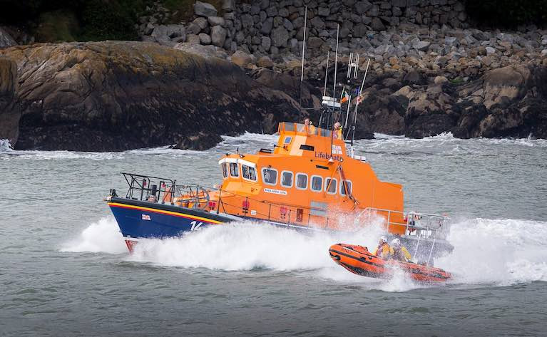 Record Year for Rescues as People Turn to Coast & Waterways During Covid-19