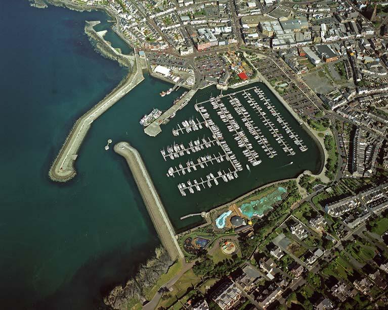Belfast Lough's Quay Marina at Bangor joins Dean & Reddyhoff