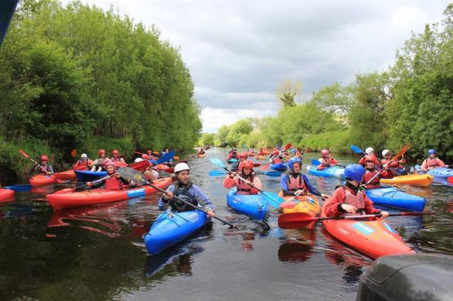 Applications Now Open For Waterways Ireland's 2019 Events Programme