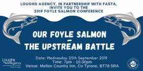 'Our Foyle Salmon' Conference In Omagh Next Month