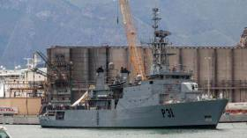 LÉ Eithne has been withdrawn from service because of crew shortages
