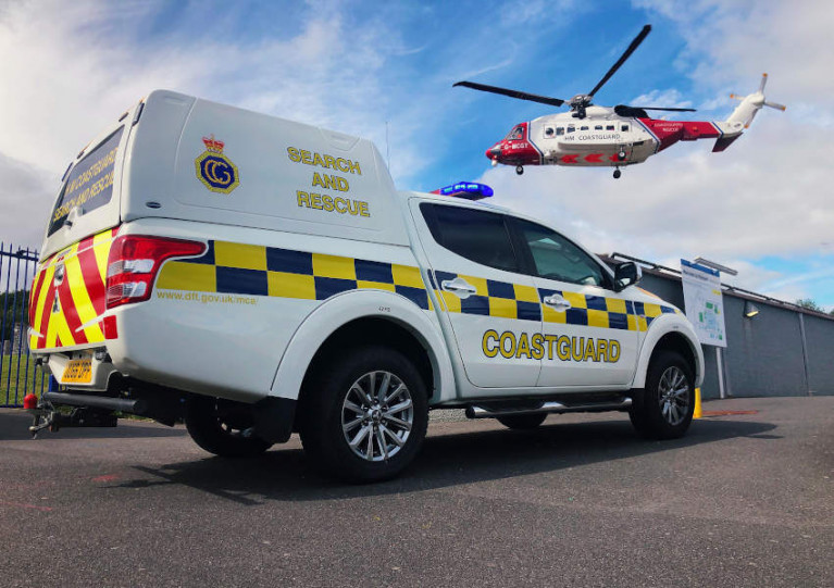 Britain's Coastguard Responds To Record Number Of Incidents At UK Coasts