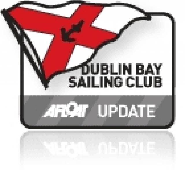Dublin Bay Sailing Club (DBSC) Results for Saturday, 8 June 2013