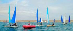 The INSS in Dun Laoghaire Harbour is holding two information events this week to help primary and second level teachers, TY co-coordinators and PTA members see what can be offered to schools to get them sailing