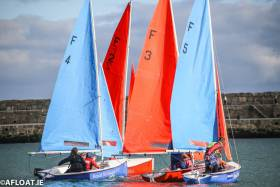 An Irish Sailing 'team racing development programme' has been awarded a grant under the FLAG scheme