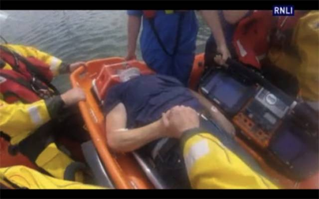 Bangor Lifeboat Launches To Rescue Woman After Coastal Path Fall