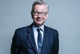 The Chancellor of the Duchy of Lancaster or 'Brexit Minister' Michael Gove