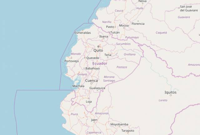 Sligo Man Reportedly Dies In Ecuador Canoeing Accident UPDATED