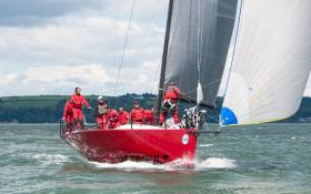 Top rated IRC boats such as Anthony O'Leary's Antix from Royal Cork have a choice of IRC events this summer