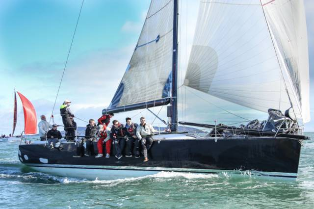 Grand Soleil 44 Wins 25–Boat ISORA Viking Marine Coastal Race One