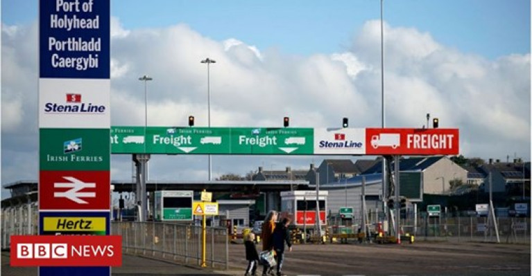 Ferry Related Brexit Lorry Park Request for Anglesey Industrial Estate Rejected