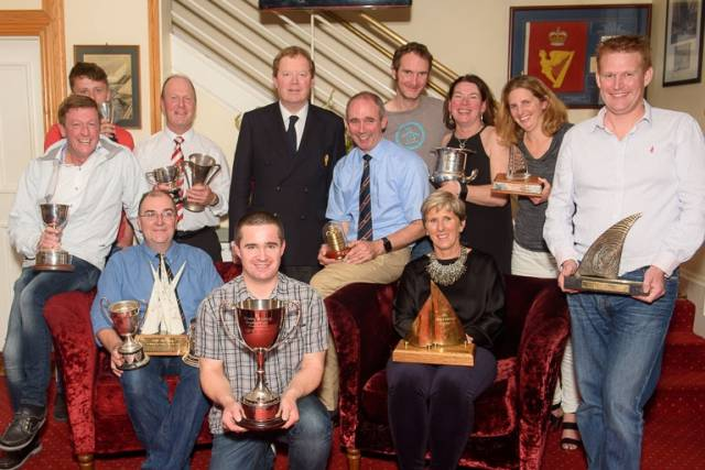 CH Marine prizewinners at Royal Cork. Scroll down for prizewinners gallery.