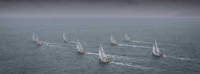 Clipper Race Fatality in the Southern Ocean
