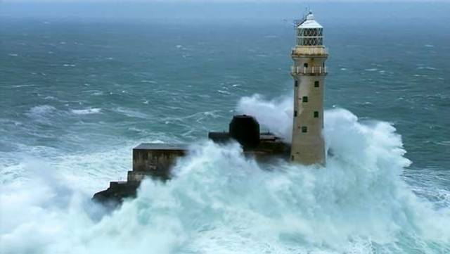 The Fastnet Rock as it can be………