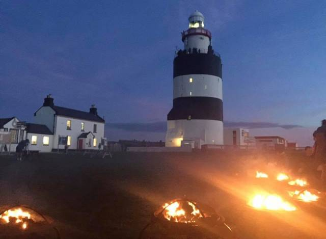 Culture Night 2017 (Friday 22 September) Among those events with a maritime setting is the Harvest Moon Celebration taking place at Hook Head Lighthouse, Co. Wexford