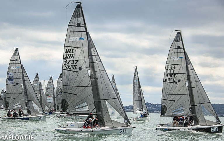 International SB20 action returns to Dublin Bay in 2023