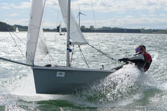 Dinghy Fest Photo Gallery at Royal Cork – Day One