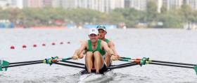 Olympic Medallists Afloat Rowers of the Month