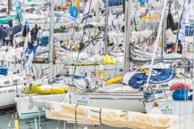 Yachts from all over the world will be descending on Plymouth for the 2019 Rolex Fastnet Race, organisers have confirmed